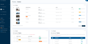 Sing App Html5 Lite Free and Open Source Bootstrap Admin Dashboard Template 1